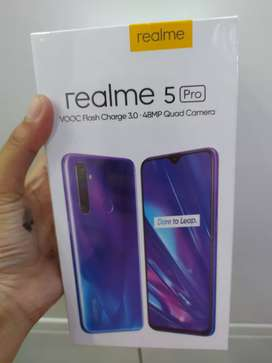 Realme 5pro 4/128gb segel box