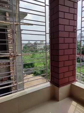2 bhk spacious flat for sale near Newtown school