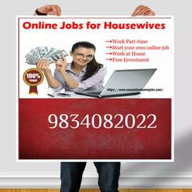 Home based jobs in free time