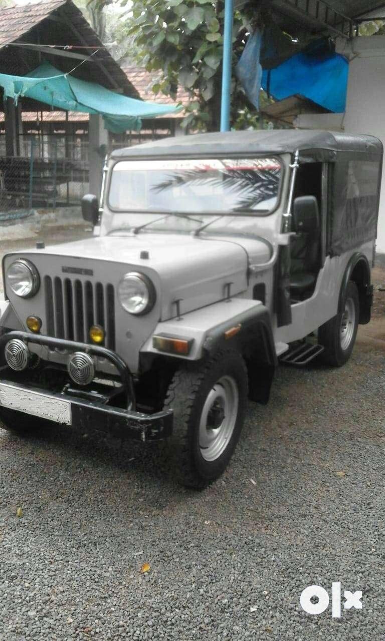 Mahindra Jeep, 1994 model 0