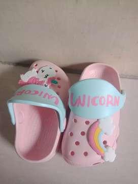 Sandal anak unicorn