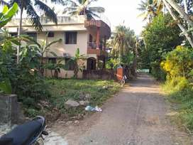 5.50 Cent house plot b/w Pongummoodu Elite gardens & Karunya lane