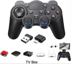 TGZ-850M 2.4G Wireless Game Controller Gamepad Joystick for Android 4.