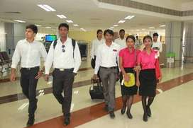 Ground staff - Lucknow Airport - Apply now