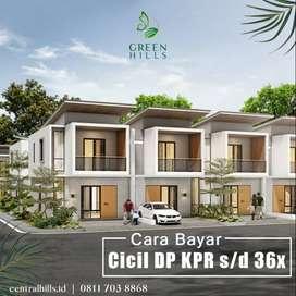 Cicilan DP s/d 36x Rumah Mewah Batam Center