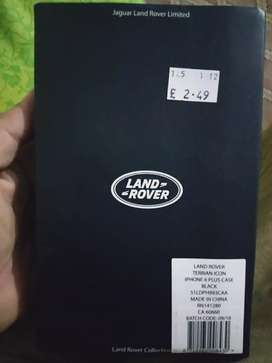 Land Rover iphone 6 plus back cover