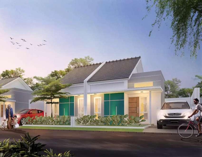 Rumah Mewah Modern Lok Bahu Kota Samarinda dijual Termurah Strategis 0