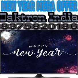 40 inch smart led television with onsite warranty in 9999/-