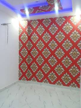 2 bhk ready to move builder floors with car parking