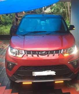 KUV 100 next ,Full Option ,rear camera with sensor detector ,petrol
