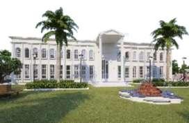 get villa in easy installment at Green Zone Navsari - Maroli road.