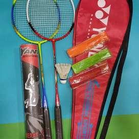 Paket Raket Badminton