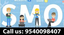 Urgent requirement of SMO