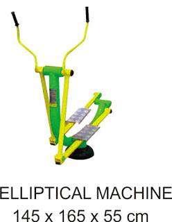 JUAL PRODUK OUTDOOR FITNESS TERMURAH - ELLIPTICAL MACHINE