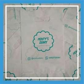 Plastik Sablon Plastik Klip Ziplock Plong PP Simeulue Kab. 102257