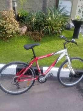 Jual sepeda wimcycle 26 Alloy masih normal ORI