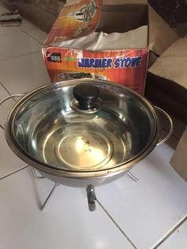 Soup Warmer Stove