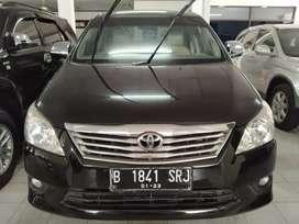 Toyota Kijang Innova Diesel (G) 2013