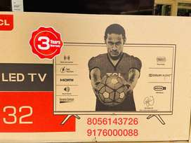"""TCL 32G300 32""""Smart Led TV With 3 Years Warranty"""