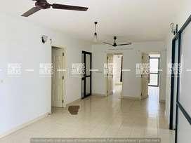 semi furnished apatment 14000