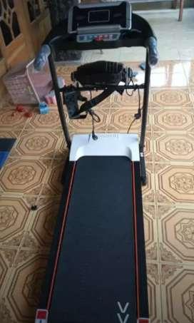 5 fungsi elektrik treadmill fammax 60 larrsporty