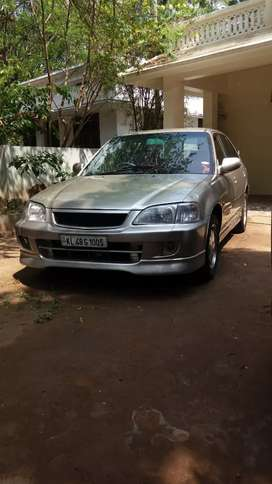 Honda City 2000 Petrol Well Maintained