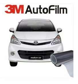 Kaca film 3M full garansi  5.th