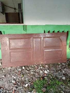 Jual pintu papan ukuran lebar 1 meter dan pnjang 2 meter