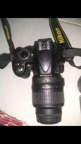 Nikon D3100 lengkap semua ada