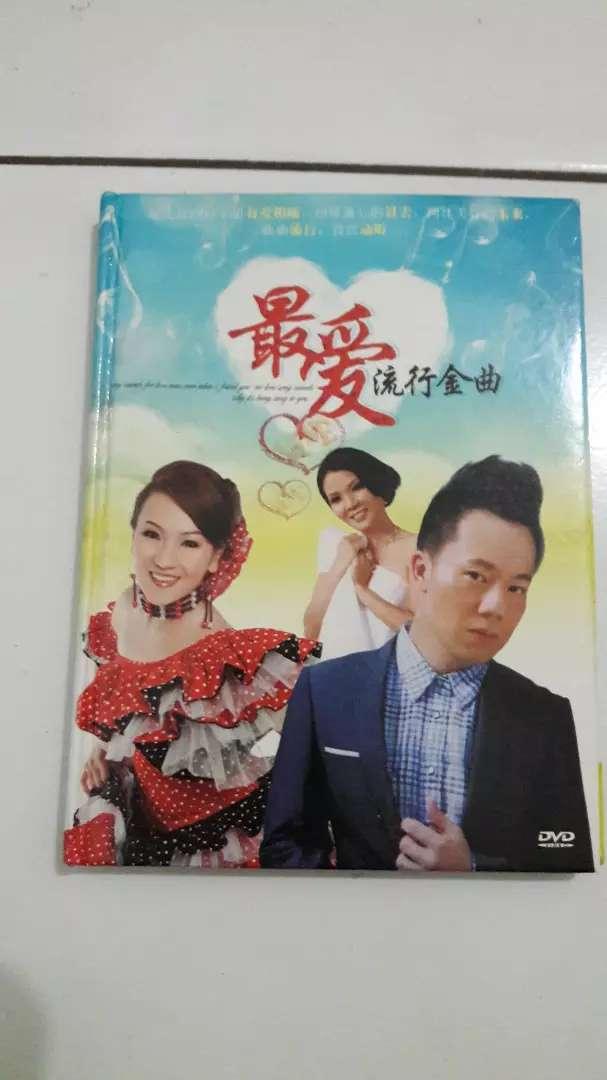 Jual kaset DVD Ori lagu mandarin 0