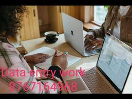 Online job dont waste your time join this job .