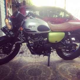 Kawasaki W175 urgent BU