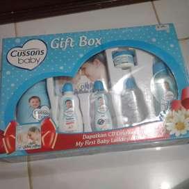 Jual cusson gift box baru