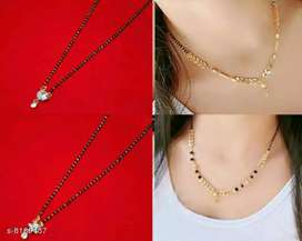 4 set of mangalsutra, free home delivery available  with cod
