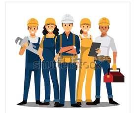Water purifier services technicians