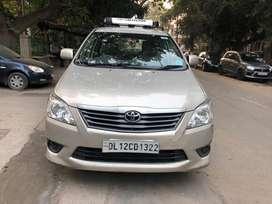 Toyota Innova 2.0 V, 2010, Diesel