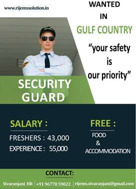 Openings For Security Guards