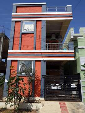 G+1 EAST FACING INDEPENDENT  HOUSE FOR SALE AT CHOWDARI GUDDA NARAPALY