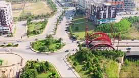 Gulberg Civic Center - Gulberg Commercial Plot Sized 1600  Sq. Ft Is A