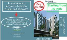 Own Apartment by availing 4% Subsidy