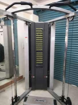 4 months used Matrix gym setup for sale
