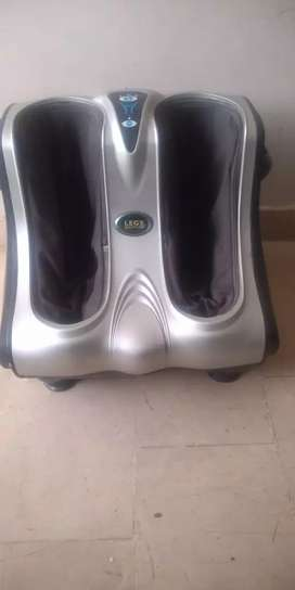 UK imported foot and lag massager in very good condition good working
