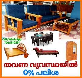 Fresh home furniture തവണ വ്യവസ്ഥയിൽ (0% പലിശ)
