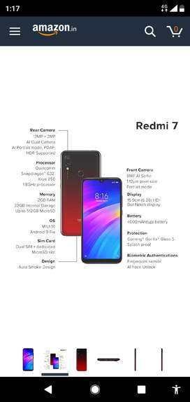 REDMI 7 for sell