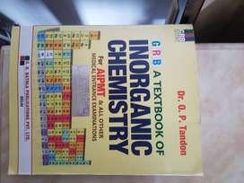 NEET Book- GRB Inorganic Chemistry for Neet by O P Tondon