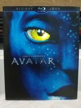 Blu ray original avatar