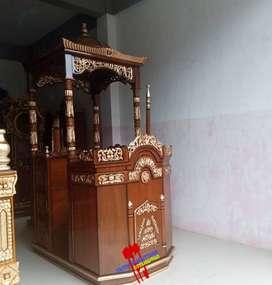 Mimbar masjid kubah tipe terlaris 01