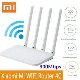 Mi 4C Router Xiaomi  WIFI Router 5dBi 2.4GHz 802.11a/B/G With F