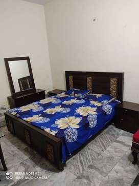 King Size Bed For Sale (Double) Wooden