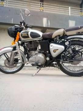 Royal Enfield Bullet Classic 500cc Idar Gujarat.